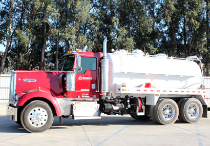 anterra oilfield waste disposal services transportation collection, vacuum trucks, roll off trucks , santa paula