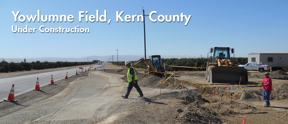 anterra oilfield waste management services, Yowlumne Field Treatment Facility, Kern County