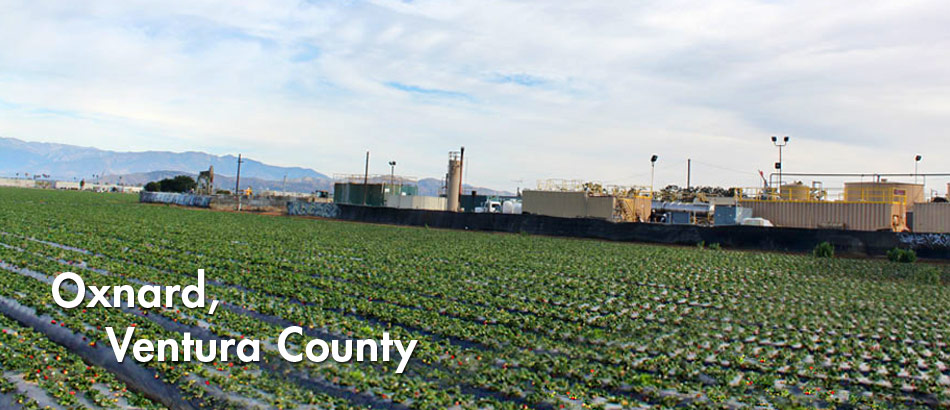 anterra oilfield waste management services, Oxnard Class 2 Disposal Facility, Ventura County