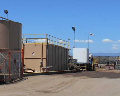 anterra oilfield waste support operations, Oxnard Class 2 Disposal Facility, Ventura County