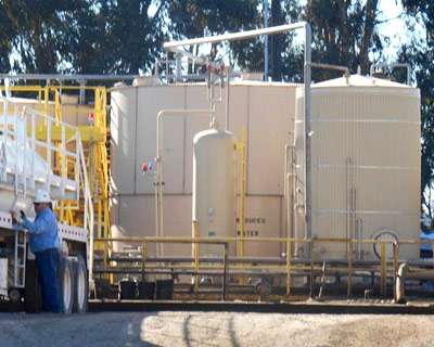 State-of-the-art Technologies to Treat and Process Oilfield Waste Materials, oxnard ventura county