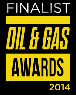 anterra finalist of Oil and Gas Awards